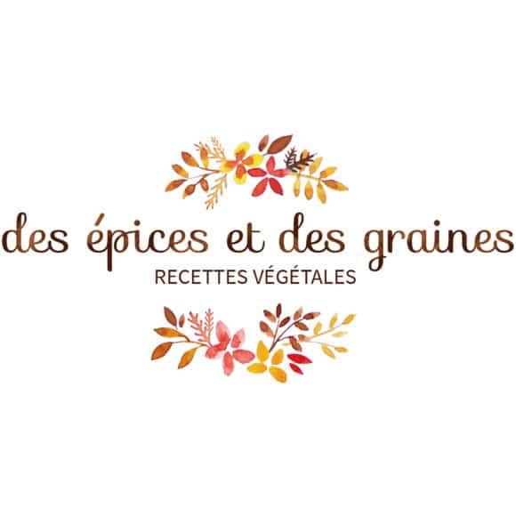 Logo Des épices et des graines
