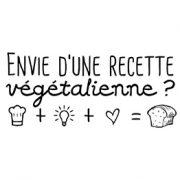 Envie d'une recette végétalienne?
