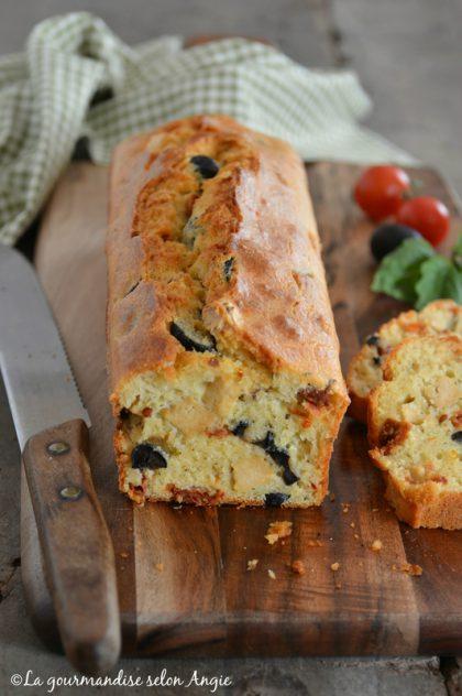 Cake provençal