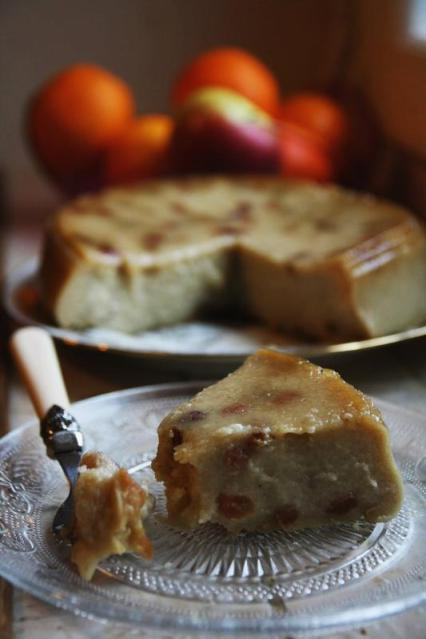 Gâteau De Semoule Rhum Raisins Recette Vegan Pratique