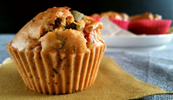 Base pour muffin ou cake salé