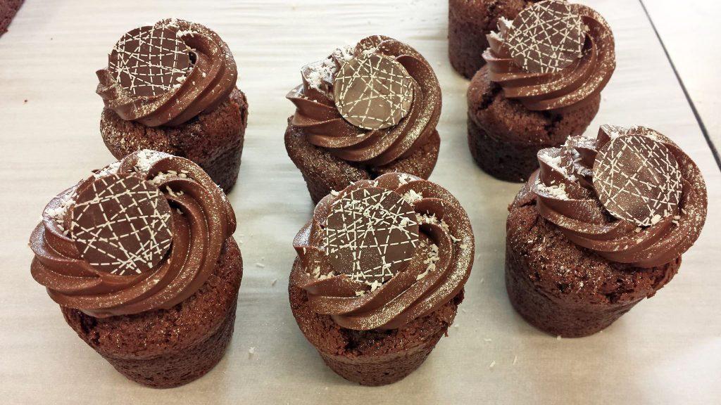 Cupcakes Au Chocolat Recette Vegan Pratique