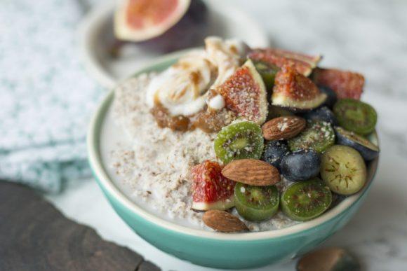 Porridge sans céréales en 5 minutes