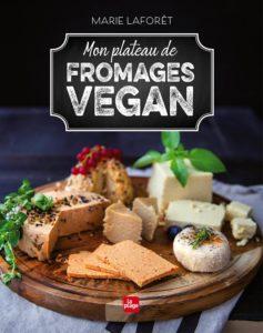 Couverture Mon plateau de fromages vegan