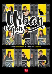 Couverture Urban vegan