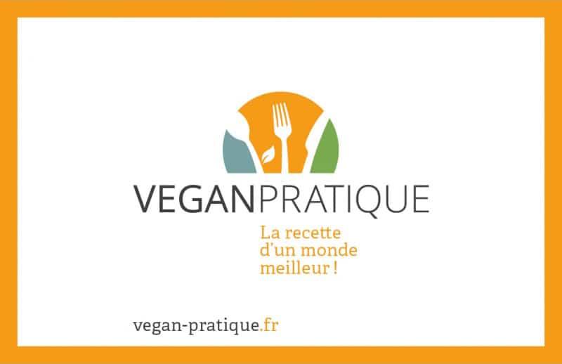 Carte de visite Vegan Pratique